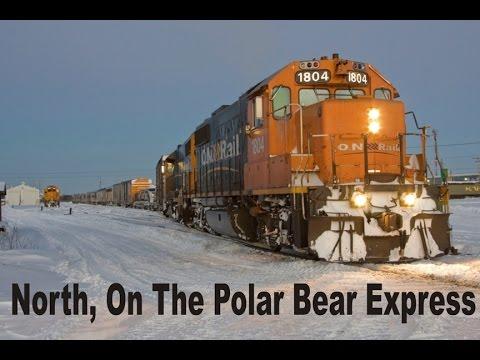 #2 Polar Bear Express To Moosonee