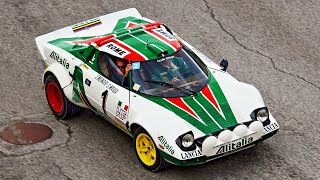 Lancia Stratos 40th Anniversary - Rally Legend 2011