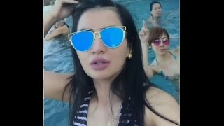 Video Artis Sexy Five Vi HOT Berenang cuma Pakai Bikini Di BALI download MP3, 3GP, MP4, WEBM, AVI, FLV Juli 2018