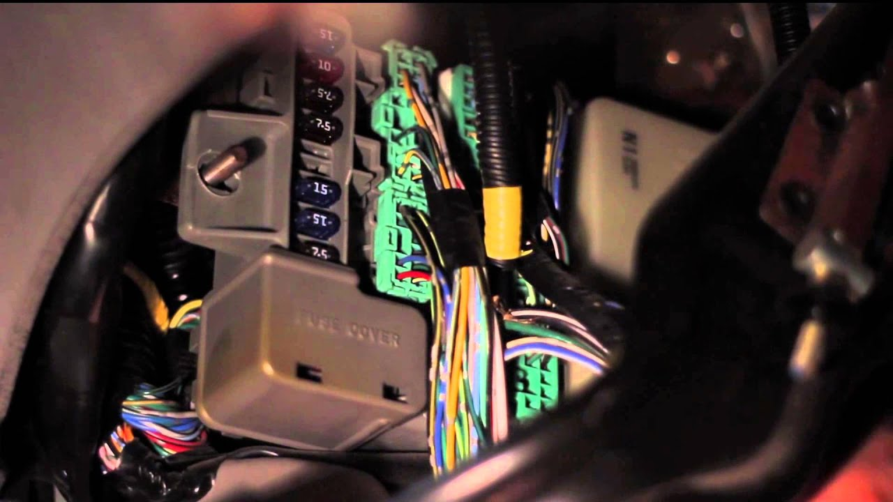2014 Honda Odyssey Wiring Diagram Honda Accord Ignition Switch Lock Cylinder Replacement