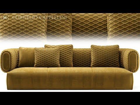 """№148. Sofa Modeling """" Cornelio Cappellini HUG Sofa """" Autodesk 3ds Max & Marvelous Designer"""
