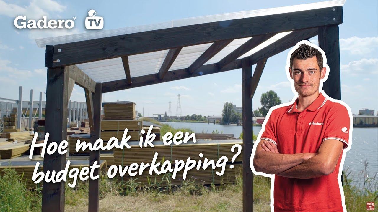 Beste 135 Budget Overkapping maken - YouTube NF-63
