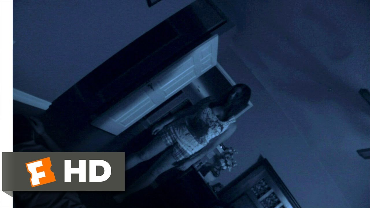 Paranormal Activity (9/9) Movie CLIP - Paranormal Ending ...