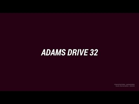 Adams Drive 32 Let's Play and Response to LLP