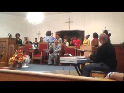 Greater Coffey Memorial Cogic Youth choir