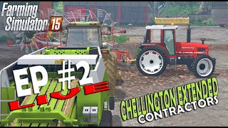 Video Let's Play FS 15 | EP #2 Chellington Extended | download MP3, 3GP, MP4, WEBM, AVI, FLV Agustus 2018