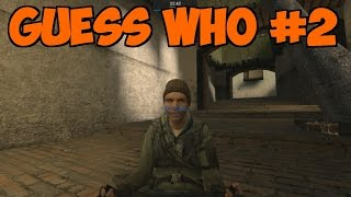 [Garry's Mod] Guess Who #2 -