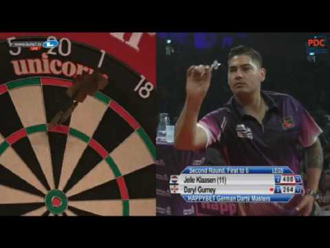Darts Deutsch