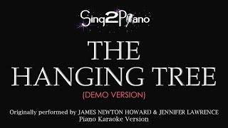 The Hanging Tree (Piano Karaoke demo) Jennifer Lawrence & James Newton Howard