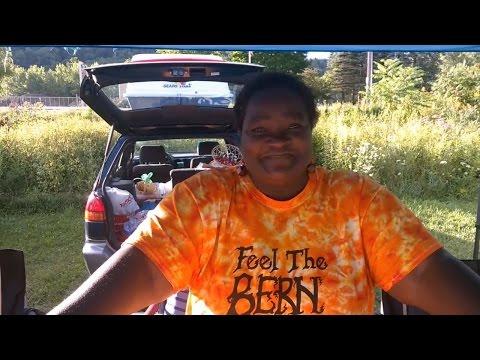 Vermonters for Bernie: Jeffersonville Farmer's Market