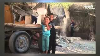 British parliament hosts Gaza children photogallery