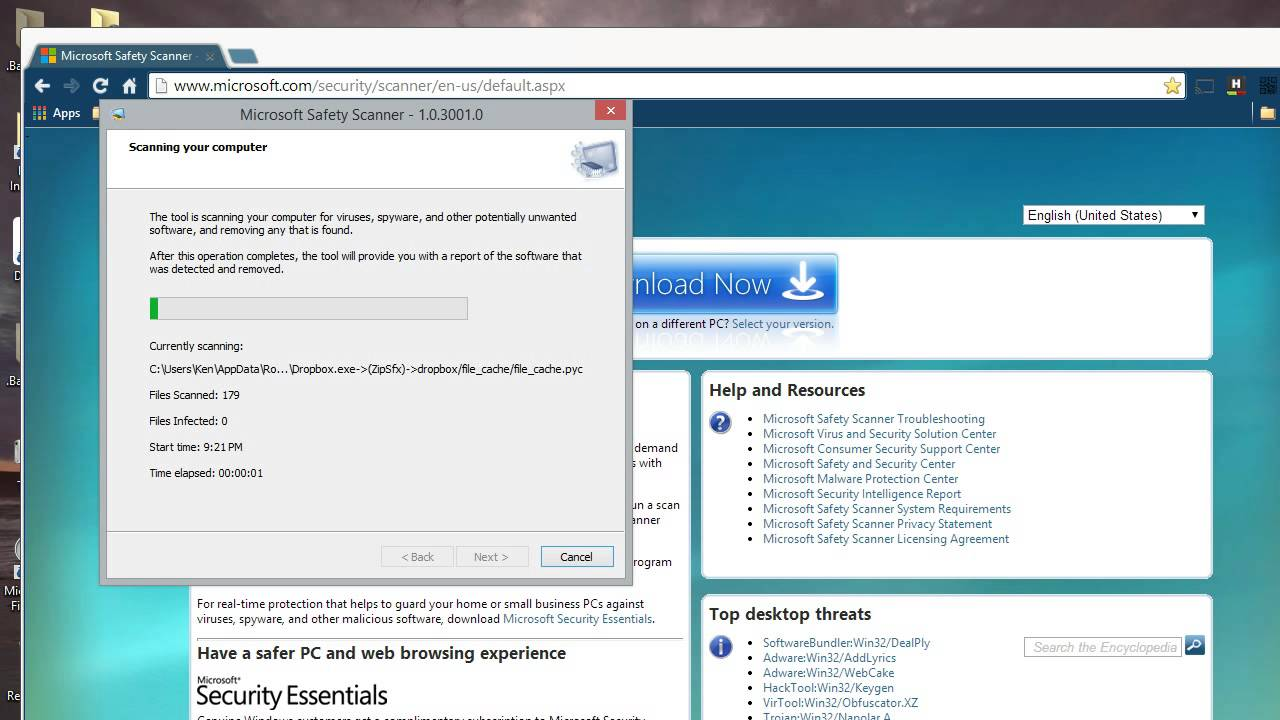 How to uninstall microsoft security essentials (mse removal tool).