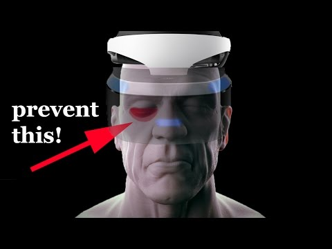 PSVR Headset - How to Clean it Properly (Prevent Eye Herpes!)