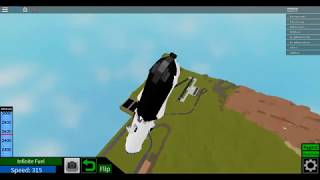 BFR in Roblox Plane Crazy