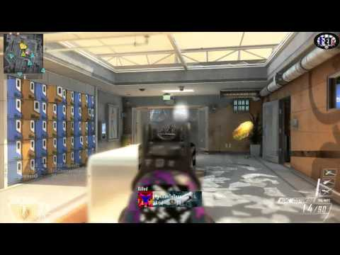 Black Ops 2 51-15 game!!! with Dubstep