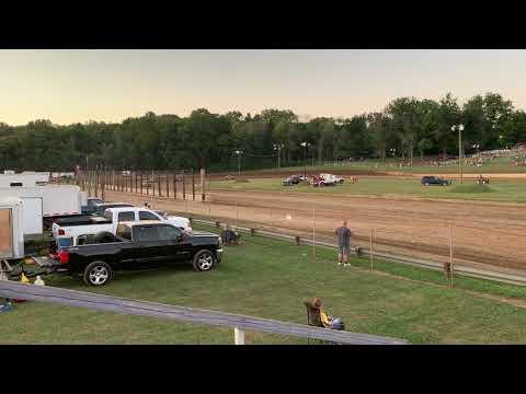 Paragon Speedway Heat Race 8/9/19