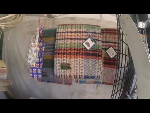 Driftwood Artisan Stall Recycled Blankets