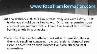 Home Chemical Peel
