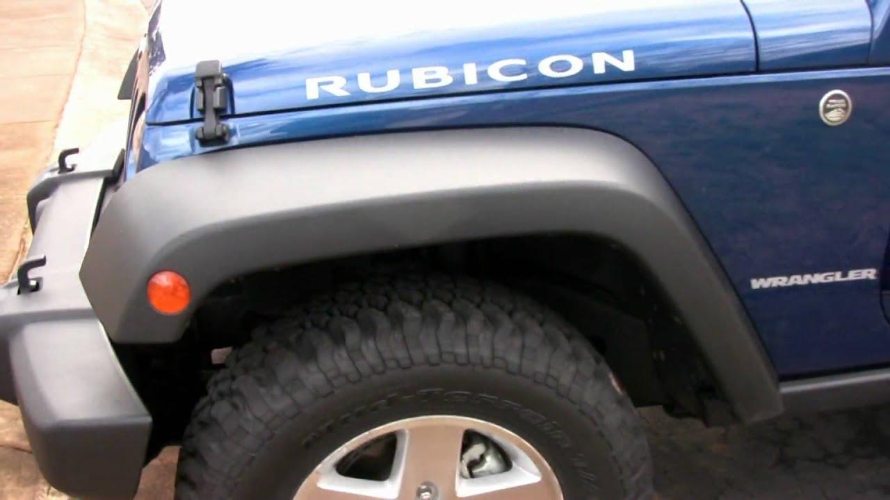 2009 Jeep Wrangler Rubicon in HD