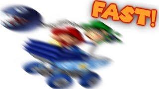 Mario Kart Double Dash LAN - Faster Emulator Speeds