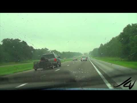 USA Travel -  Pensacola to Alabama and on to Louisiana