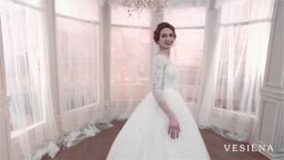 Свадебное платье 2016 года от VESILNA™ модель 3061