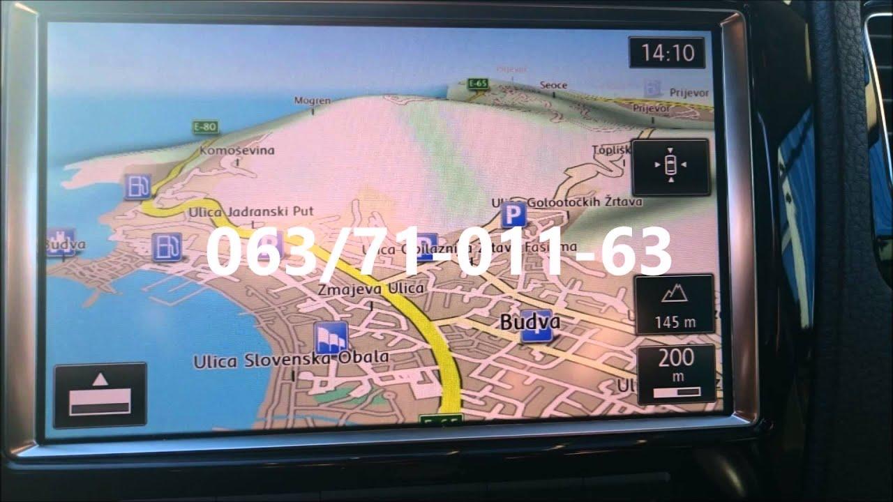 Mapa Srbije Bmw Audi Youtube