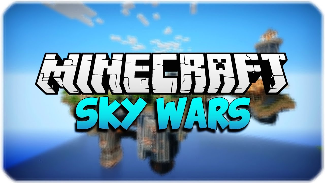 Minecraft: Sky Wars - Un server molto FAIGO - w/Luck (Mio ...