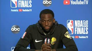 Golden State Warriors Media Availability | NBA Finals Game 4
