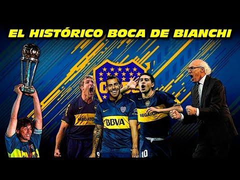 El Histórico BOCA De BIANCHI 🏆🇦🇷 (Campeón Intercontinental, Libertadores, Apertura Y Clausura)