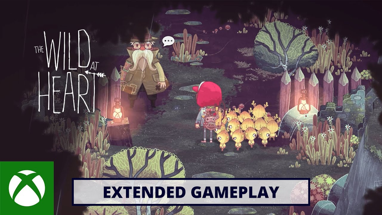 The Wild at Heart | Extended Gameplay Video