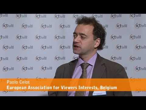 Paolo Celot Discusses EAVI's Digital Media Literacy Efforts
