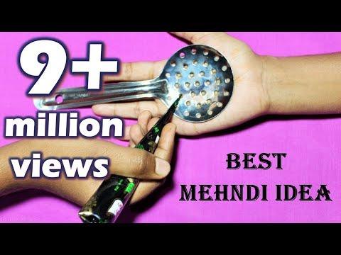 new mehndi design with dots | easy mehndi designs | latest mehndi design | design of mehndi | mehndi