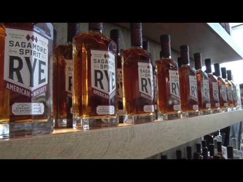 DISTILLERY OPENING:  New distillery opens with the backing of businessman Kevin Plank