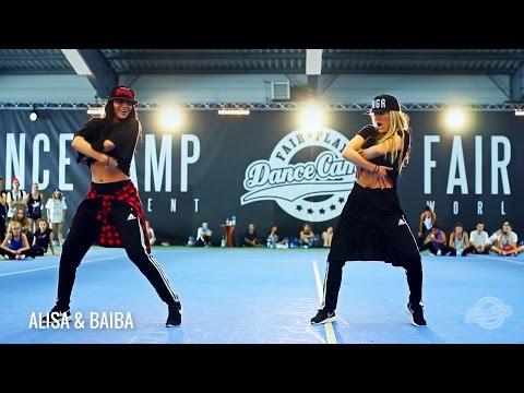 ★ Alisa & Baiba ★ Focused On You ★ Fair Play Dance Camp 2015 ★