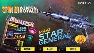 Star General Tersedia di Weapon Royale! - Garena Free Fire
