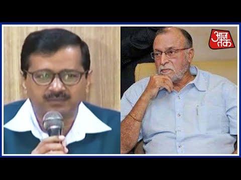 Breaking News | Arvind Kejriwal Blames Delhi LG; Says LG Does Not Want To Sealing Drive