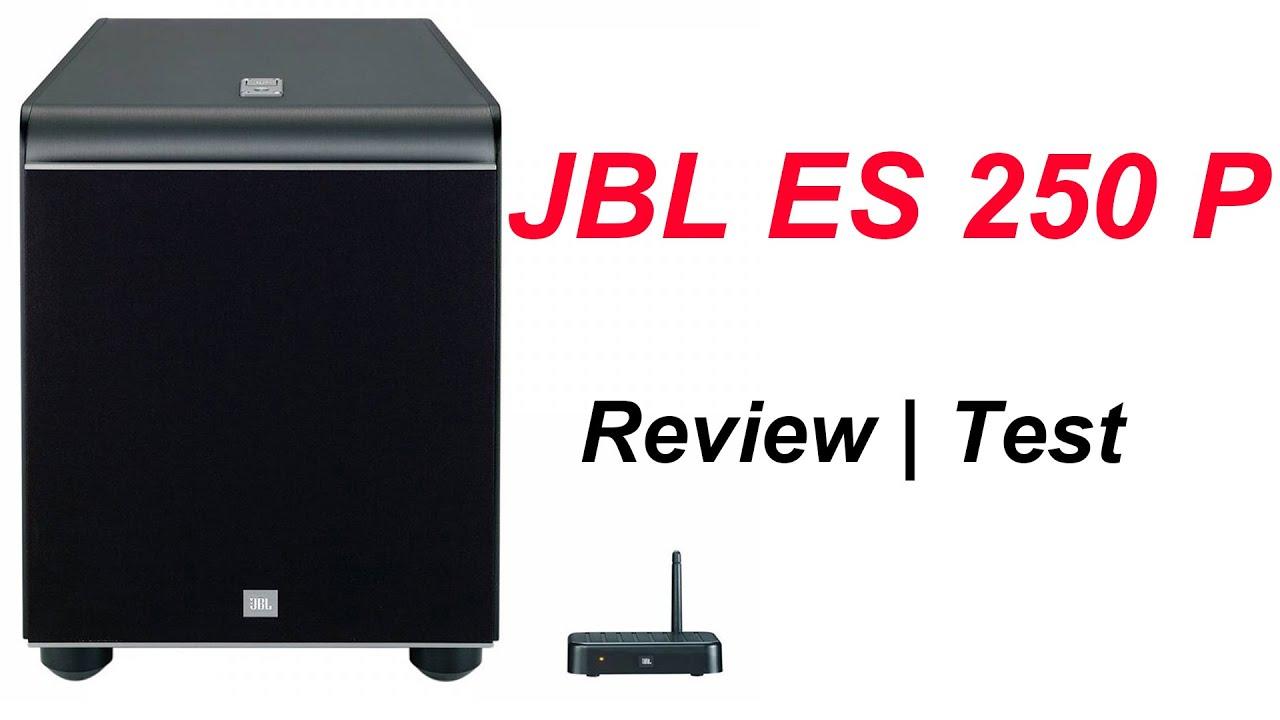 jbl es 250 pw review ger 1080p youtube. Black Bedroom Furniture Sets. Home Design Ideas