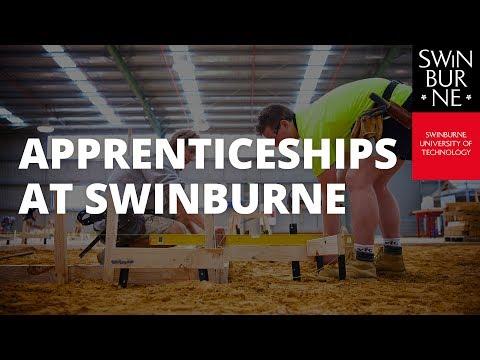 Apprenticeships at Swinburne
