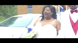 Crystal Mackey Ikard Wedding Day