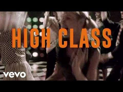 Eric Paslay - High Class (Lyric Video)