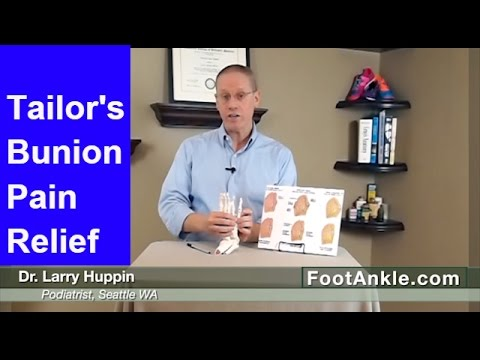 How To Treat The By The Li Toe Ors Bunion