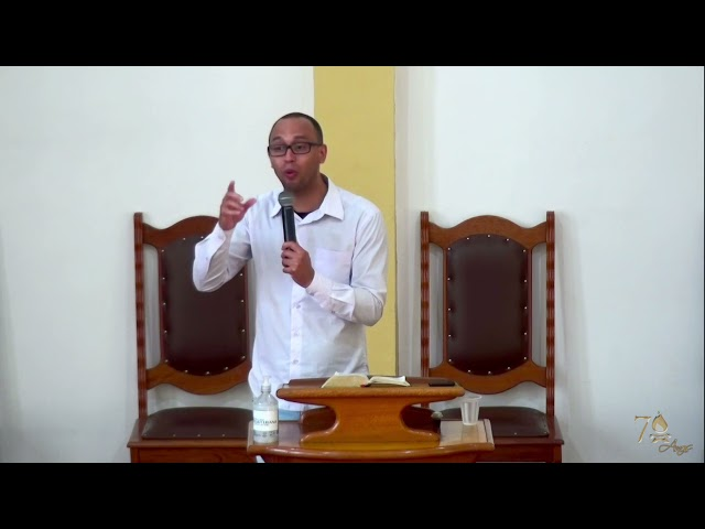 O Que Fazer em Tempos de Crises? (Josué 1.9)   Rev. Pedro Felippe [1IPJF]