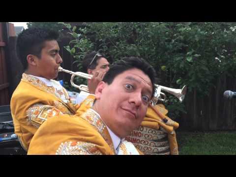 Mariachibanda mexicanismo de Dallas la puerta negra
