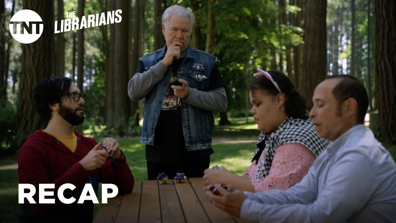 Download The Librarians: That Would Take a Miracle - Season 4, Ep. 10 [RECAP] | TNT