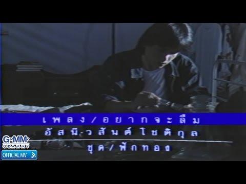 อยากจะลืม - อัสนี & วสันต์ 【OFFICIAL MV】
