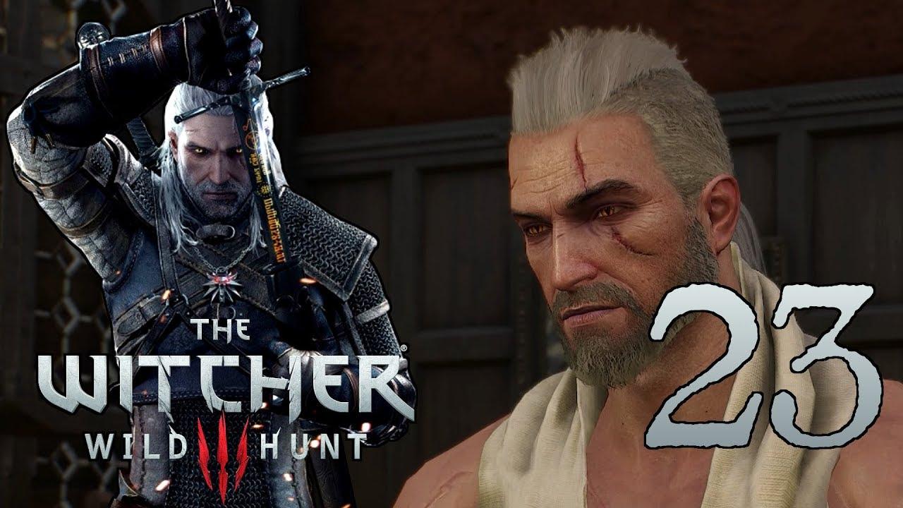 The Witcher 3 Wild Hunt 23 Neue Frisur Tochter Des Blutigen