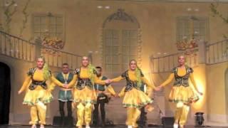 Tabriz Dance Group - Cargah Yallisi