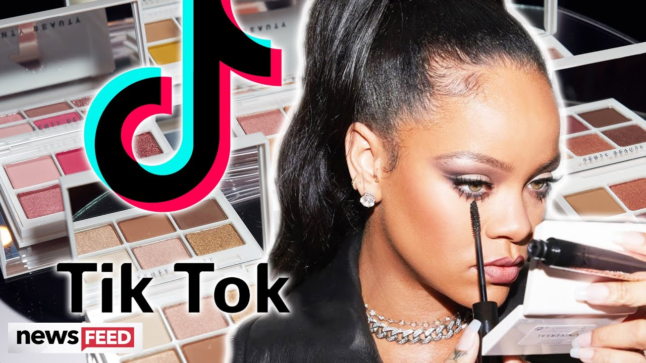 Rihanna unveils First Ever TikTok House!