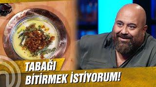 ŞEFLERİN İLGİSİNİ ÇEKEN YEMEK!! | MasterChef Türkiye 8. Bölüm